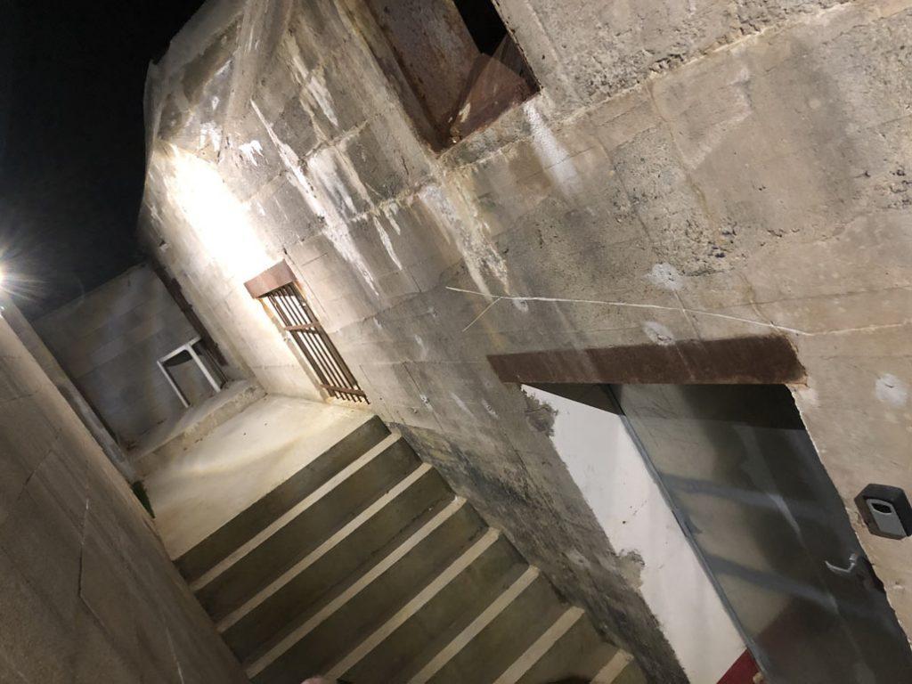 location insolite de bunker